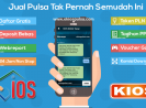 Harga Pulsa Kartu As Murah Update April 2019